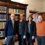 foto di rito comune di Giulianova e POC